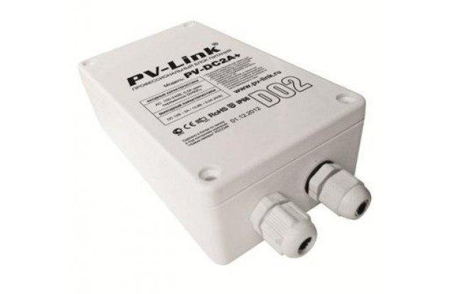 Профессиональный блок питания PV-Link PV-DC2A+