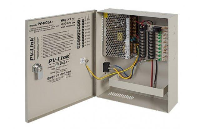Профессиональный блок питания PV-Link PV-DC5A Plus