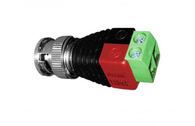 Коннектор-переходник PV-LINK PV-T2BNC