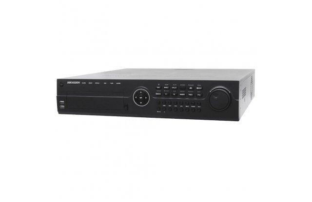 HD-TVI видеорегистратор Hikvision DS-8124HQHI-K8