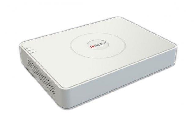 HD-TVI видеорегистратор HiWatch DS-H116G