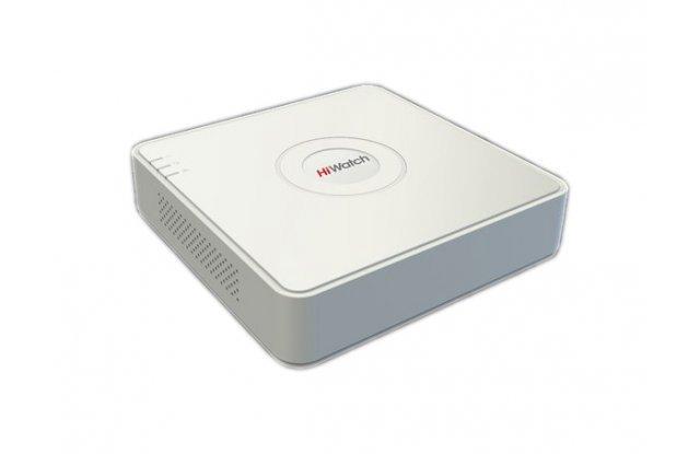 IP видеорегистратор HiWatch DS-N104P
