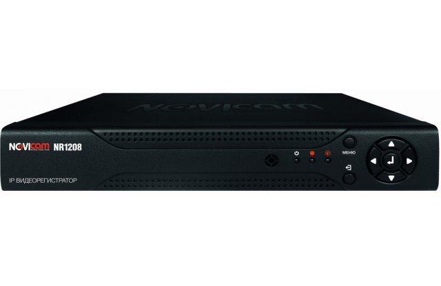 IP видеорегистратор NOVIcam NR1208