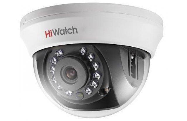 HD-TVI видеокамера HiWatch DS-T101 6mm
