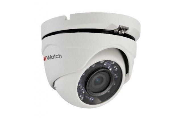 HD-TVI видеокамера HiWatch DS-T103 2.8mm