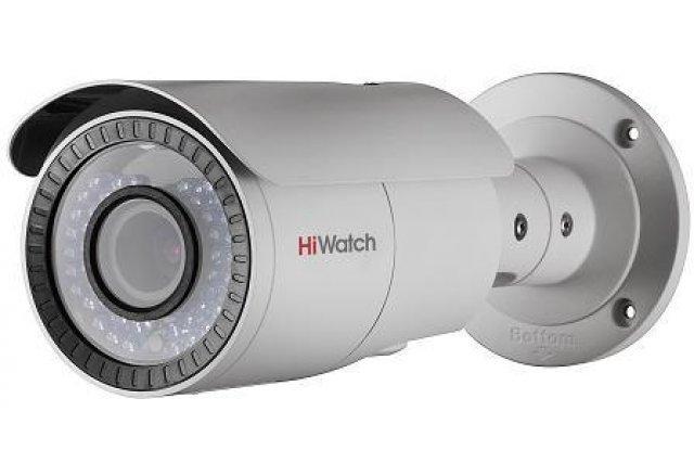 HD-TVI видеокамера HiWatch DS-T116