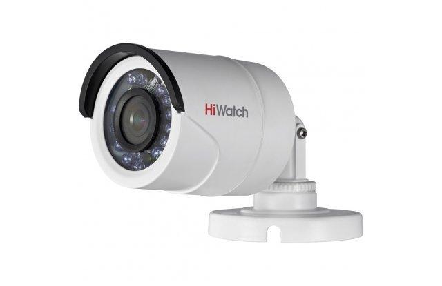 HD-TVI видеокамера HiWatch DS-T200P 3.6mm