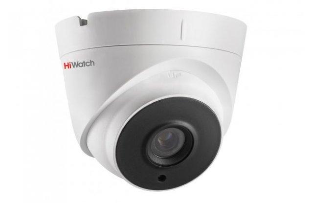 HD-TVI видеокамера HiWatch DS-T203P 6mm