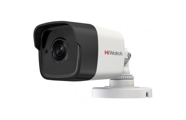 HD-TVI видеокамера HiWatch DS-T300 2.8mm