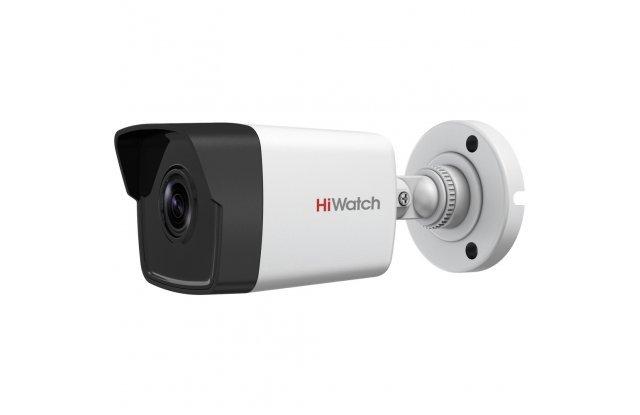 HD-TVI видеокамера HiWatch DS-T500 6mm