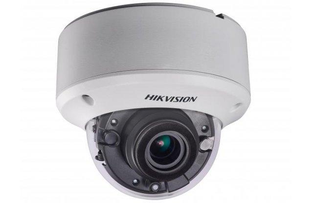HD-TVI видеокамера Hikvision DS-2CE56H5T-VPIT3ZE