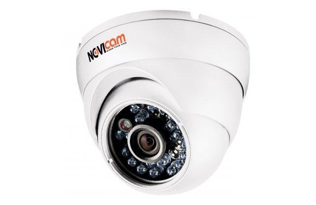 IP видеокамера NOVIcam N12W